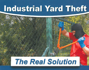 edmonton industrial yard security