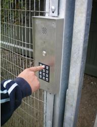 edmonton Intercom system - business gate
