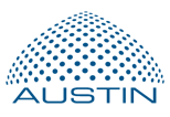 business alarm company edmonton - austin security logo