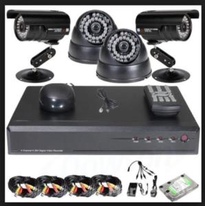 entry security camera system - edmonton digital recorders